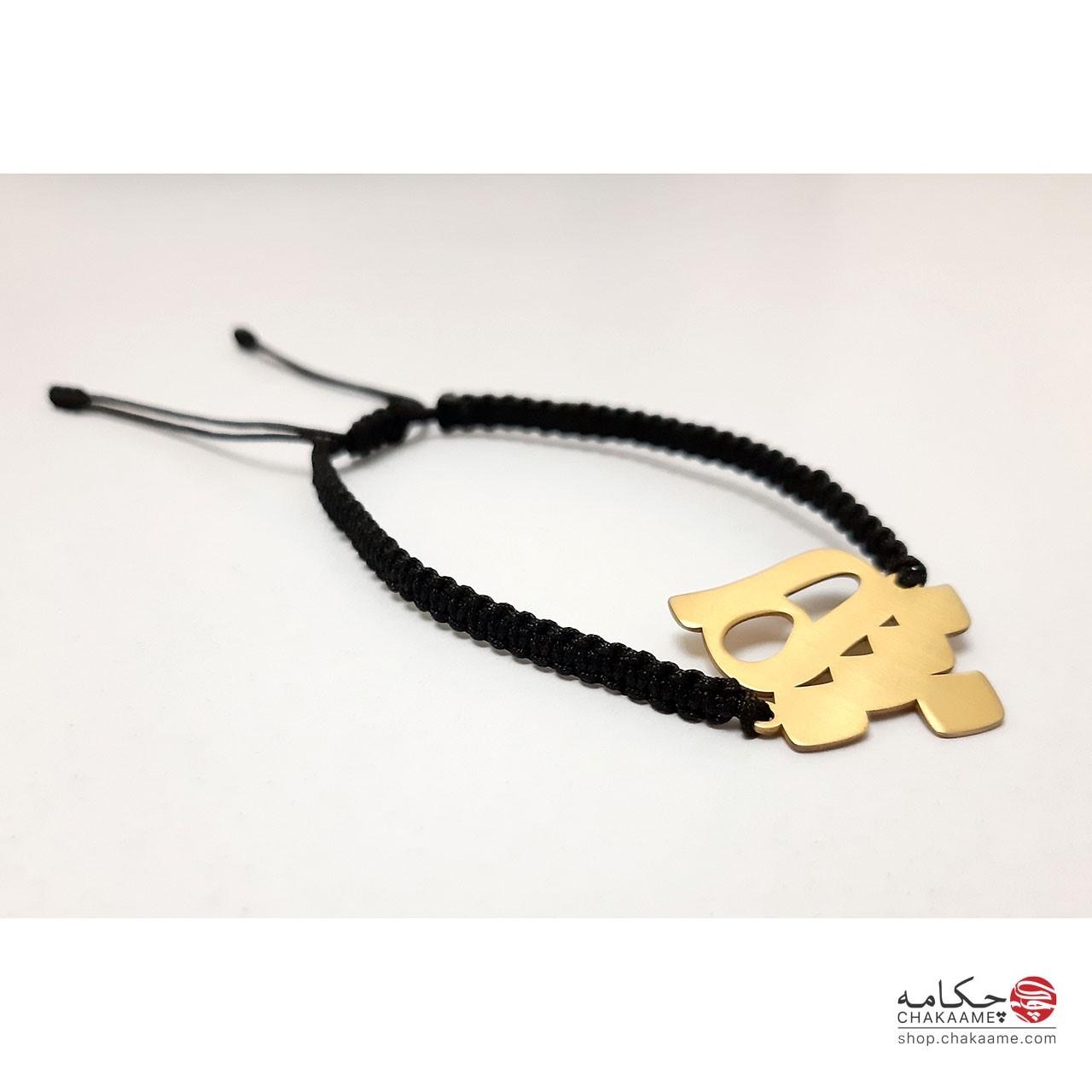 دستبند مردانه طرح هیچ