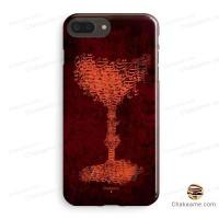 قاب موبایل جام شراب
