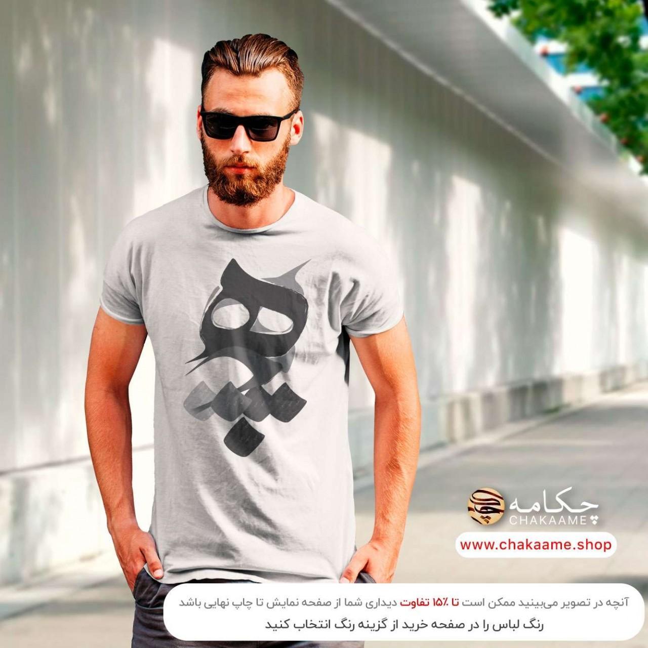 تی شرت طرح هیچ 99